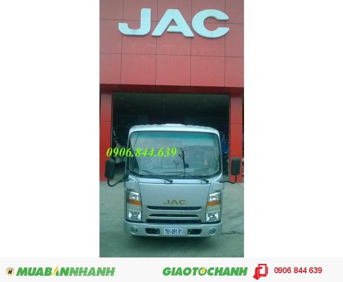 Cần bán xe tải Jac 2.4T/ 2.4 tan/ 2,4 tấn thùng dài 4m3 công nghệ ISUZU.