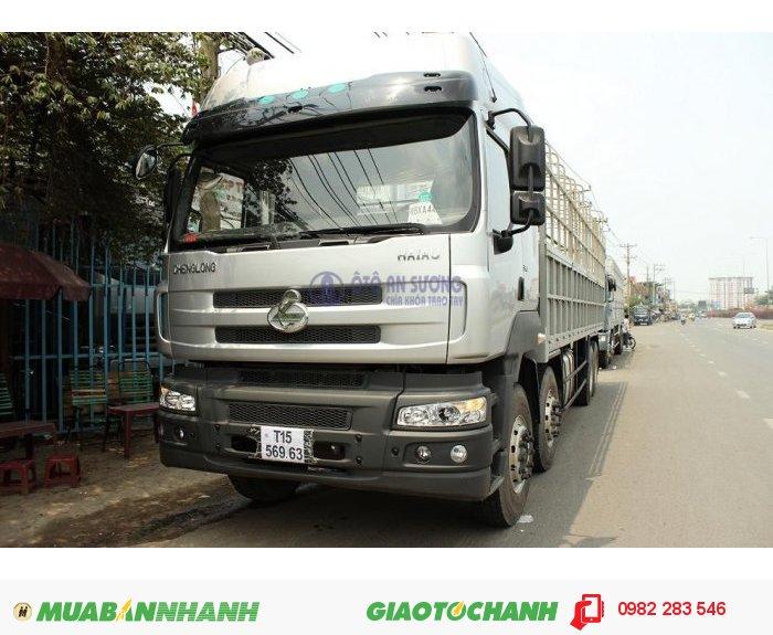 Chenglong sản xuất năm 2015 Số tay (số sàn) Xe tải động cơ Dầu diesel