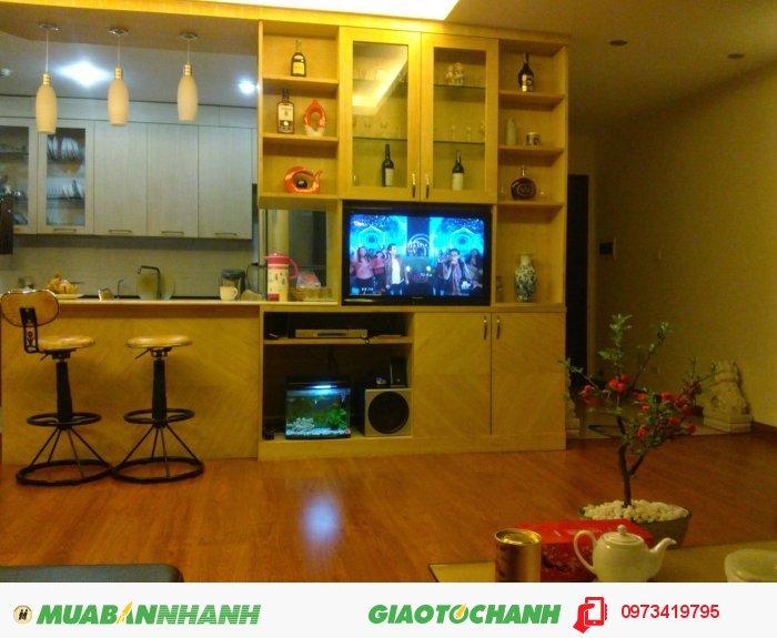 Bán chung cư Hapulico căn góc 04 tòa 21T1 120,4 m2