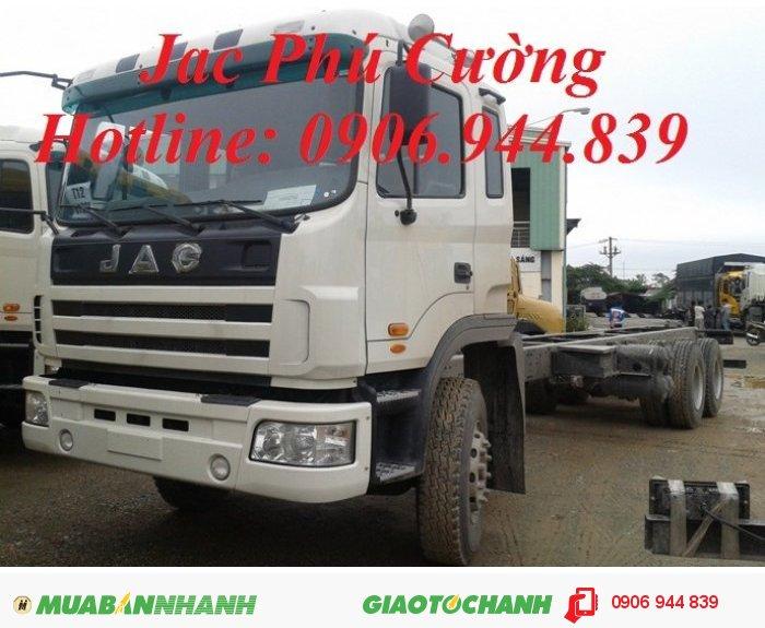 Cần bán xe đầu kéo Jac 33 tấn/33T/33T 260HP( cầu láp)=  nhập khẩu nguyên chiếc giá rẻ 0