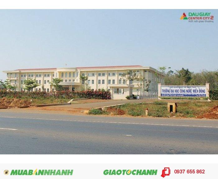 Bán đất đối diện trường Đại Học Lạc Hồng cơ sở mới