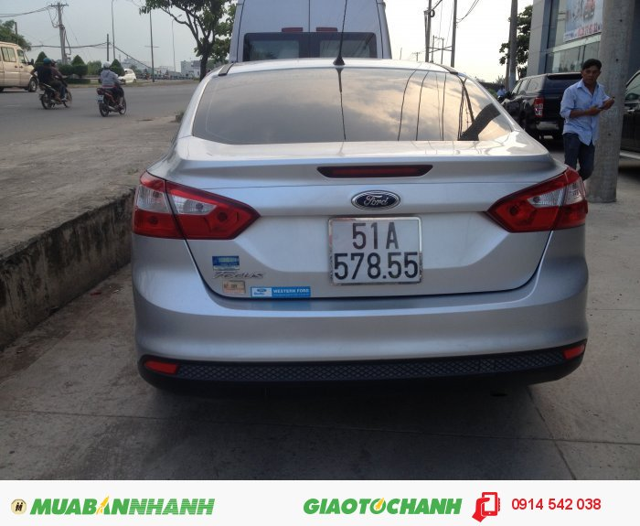 Bán Ford Focus 1.6MT_sedan sx 2013 form mới bstp