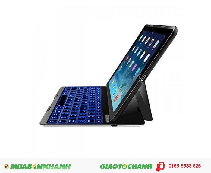 Bàn phím bluetooth phát sáng F2S dành cho Ipad mini 1/2/3- GEX nhập khẩu
