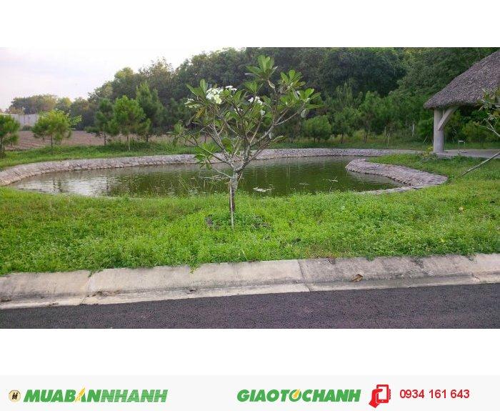 Đất MT sát cao tốc Mỹ Phước Tân Vạn, đối diện KDC Thuận Giao