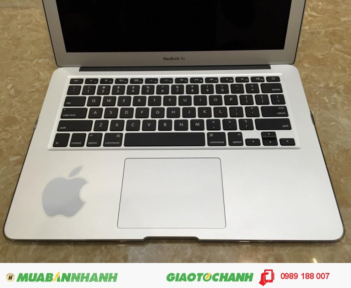 Mặt trong Bán Macbook Air MD760 core i5