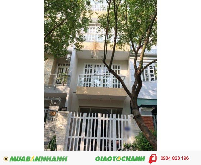 Bán gấp nhà phố 2 lầu, ST mặt tiền đường Khu An Phú Hưng, F.Tân Phong, Quận 7