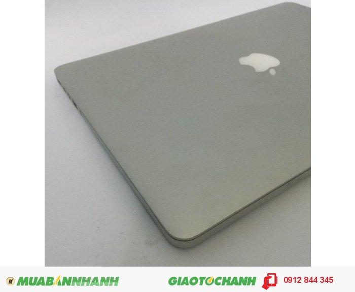 Macbook Pro 15 ME664( Mid 2013) mới 99% | Xử lí đồ họa: Intel HD 4000 + NVIDIA Geforce 650M : 1Gb