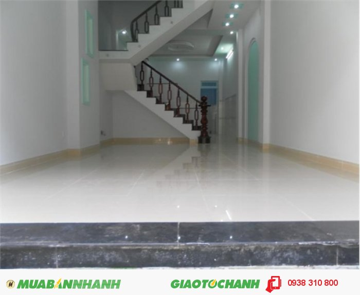 Bán Nhà Mới Nguyễn Tiểu La, P.8, Q.10, Dt 3x9m