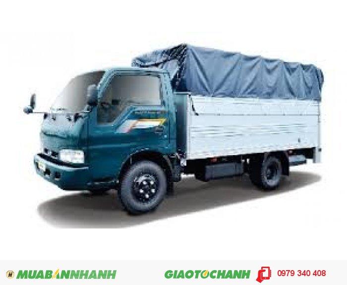 Xe Tải Thaco Kia Frontier125 Giá Rẽ, 1,25 tấn, 1,4 tấn, 2,4 tấn , giá tốt nhất tây ninh 0