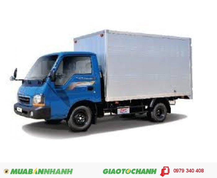 Xe Tải Thaco Kia Frontier125 Giá Rẽ, 1,25 tấn, 1,4 tấn, 2,4 tấn , giá tốt nhất tây ninh 1
