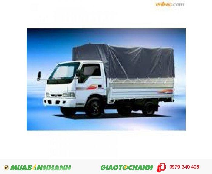Xe Tải Thaco Kia Frontier125 Giá Rẽ, 1,25 tấn, 1,4 tấn, 2,4 tấn , giá tốt nhất tây ninh 2