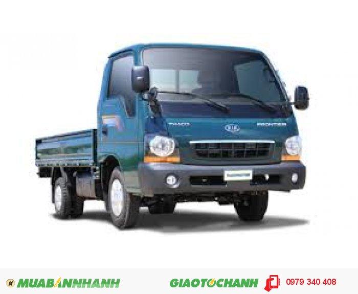 Xe Tải Thaco Kia Frontier125 Giá Rẽ, 1,25 tấn, 1,4 tấn, 2,4 tấn , giá tốt nhất tây ninh 3