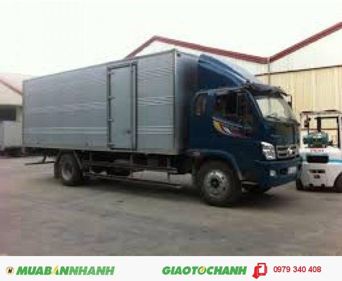 Xe Tải Thaco Ollin 800A-8 Tấn, Chất Lượng Tốt, Dòng Sản Phẩm Tải Trung giá tốt nhất tây ninh 1