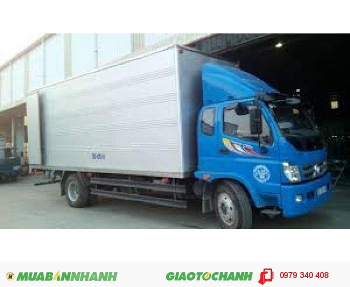 Xe Tải Thaco Ollin 800A-8 Tấn, Chất Lượng Tốt, Dòng Sản Phẩm Tải Trung giá tốt nhất tây ninh 4