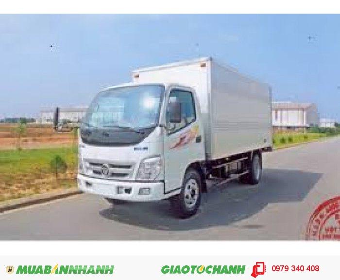 Xe tải thaco ollin198A, 1,98 tấn, giá rẽ, chất lượng tốt động cơ mạnh, giá tốt nhất tây ninh 2