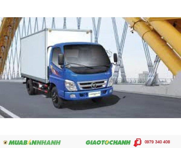 Xe tải thaco ollin198A, 1,98 tấn, giá rẽ, chất lượng tốt động cơ mạnh, giá tốt nhất tây ninh 4