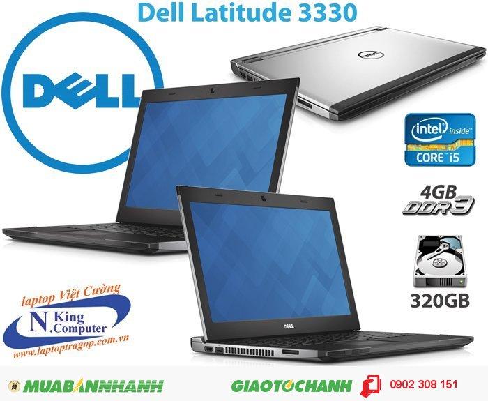 Dell latitude E3330 corei5 3337U 4GB 320GB0