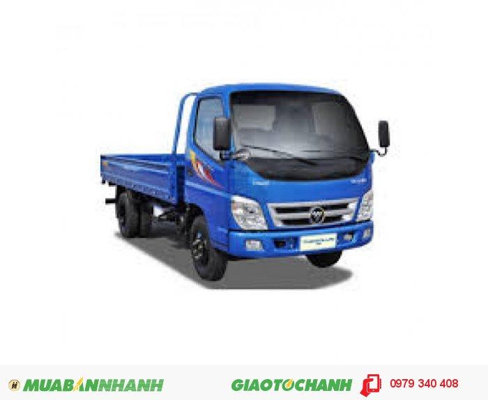 Xe tải thaco ollin500B, 5tấn, giá rẽ nhất tây ninh, chất lượng tốt động cơ mạnh 1