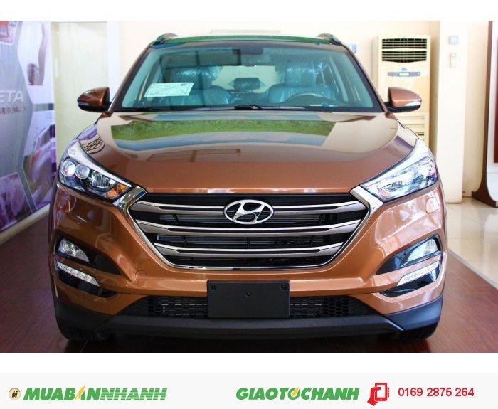 Hyundai Tucson 2016 (Bản Đặc Biệt)