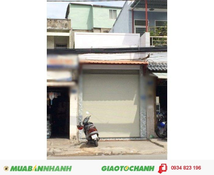 Bán gấp nhà cấp 4, mặt tiền Huỳnh Tấn Phát, F.Tân Thuận Tây, Q7 (vị trí kinh doanh rất tốt)