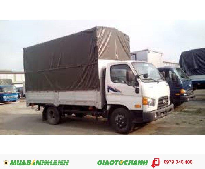 Xe Tải Thaco Hyundai Hd72 Hd450( 3,65 Tấn), Giá Tốt nhất tây ninh, Chất Lượng Cao
