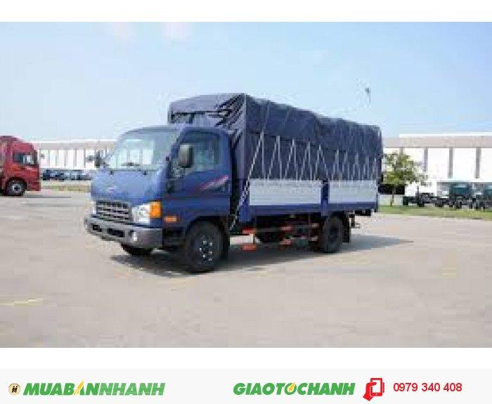 Xe Tải Thaco Hyundai Hd72 Hd450( 3,65 Tấn), Giá Tốt nhất tây ninh, Chất Lượng Cao 3