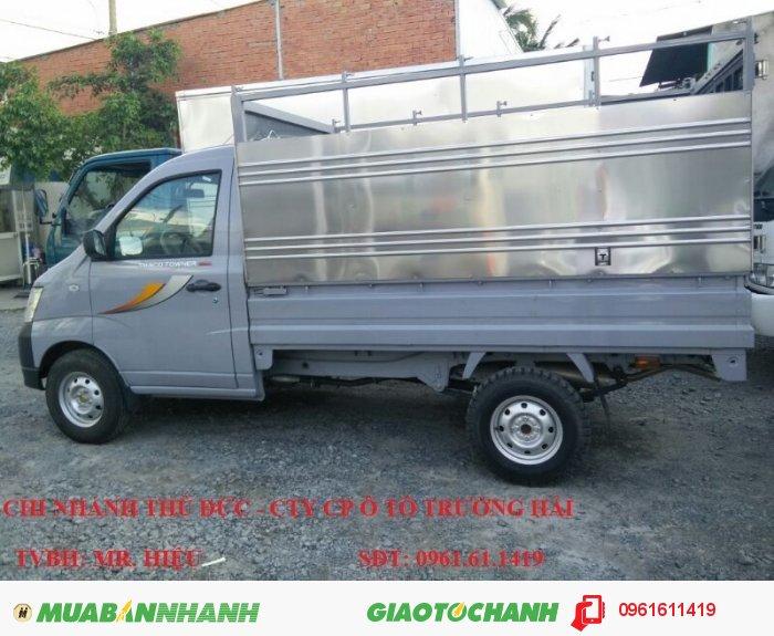 Xe tải dưới 1 tấn, THACO TOWNER 950A, Trường Hải Mới