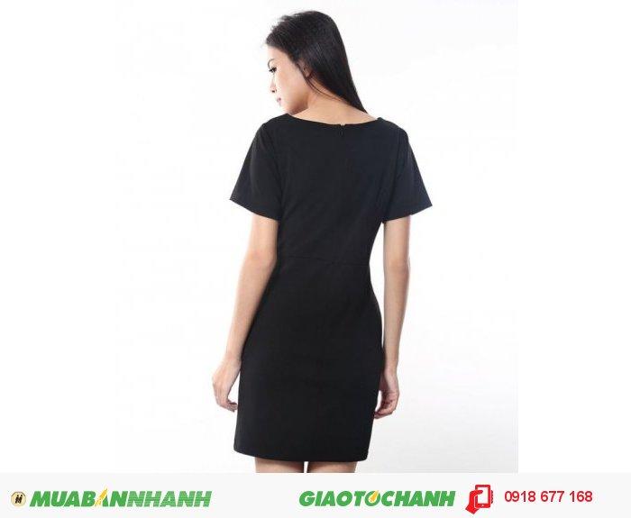 Đầm nữ chân váy kéo khóa Kmode ZID25920