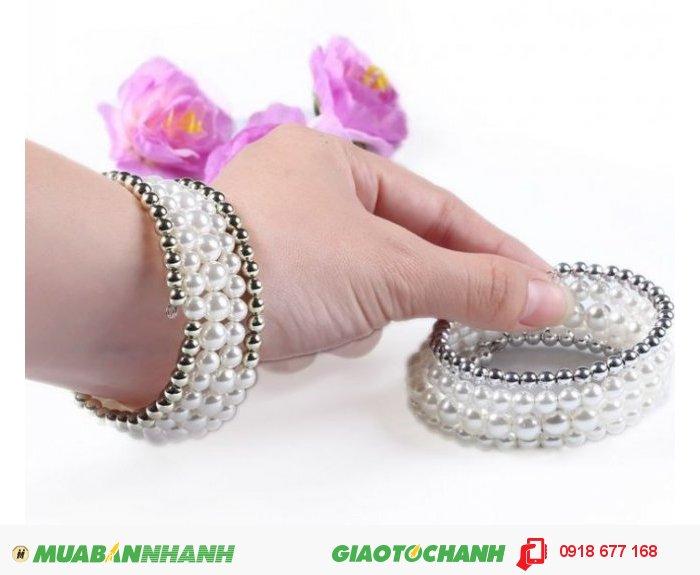 Combo 2 vòng tay Pearls ZID23464