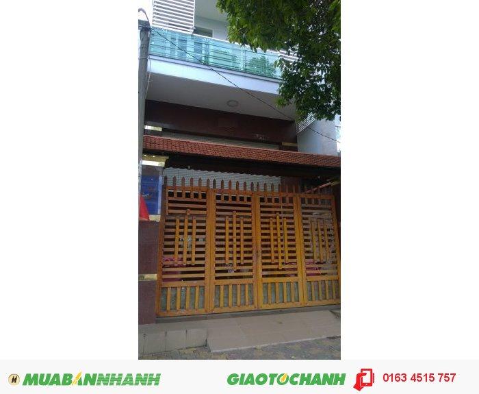 Nhà bán Lê Quang Định, P.1, BT DT 5x20m