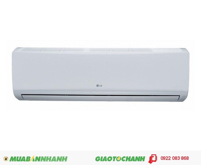 Máy lạnh LG S18ENA:  Công suất tiêu thụ: 1780 Wh,  Phạm vi làm lạnh hiệu quả: Trên 20 m2 ( từ 60 đến 80 m3),  Công nghệ Inverter: Máy lạnh thường,  Loại Gas sử dụng: R-22,  Kích thước cục lạnh (Dài x Cao x Dày): 1030 x 325 x 250 mm,  Kích thước cục nóng (Dài x Cao x Dày): 770 x 540 x 245 mm,  Nơi sản xuất: Việt Nam.
