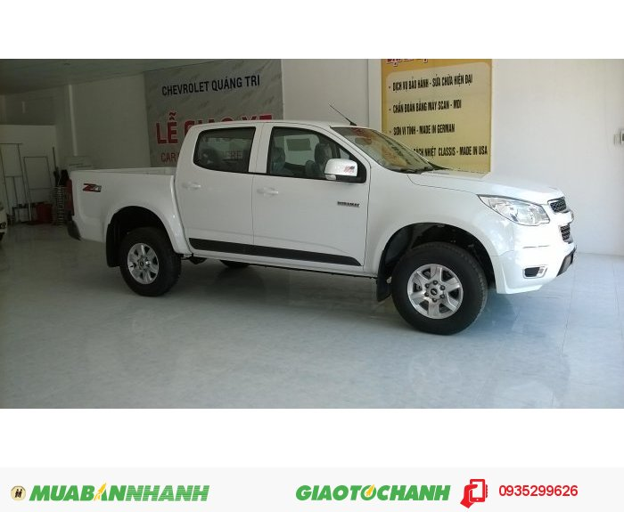 Chevrolet Colorado 2.5 LT