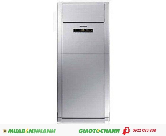 Máy lạnh Gree GFFB-36C:  Model: Máy Lạnh Tủ Đứng Gree GFFB-36C, Xuất xứ: Trung Quốc, Bảo hành: 03 năm,  Công suất: 4 ngựa (4HP), Sử dụng: Thích hợp sử dụng cho quán ăn, quán cafe, siêu thị, nhà sách, sảnh lớn, hội trường........ Sử dụng cho phòng có thể tích : 120 - 160 m3 khí.