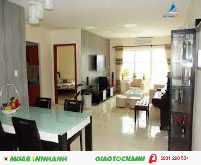 Bán căn hộ Chung cư Phú Đạt – D5, p.25,Trung tâm Q.Bình Thạnh.