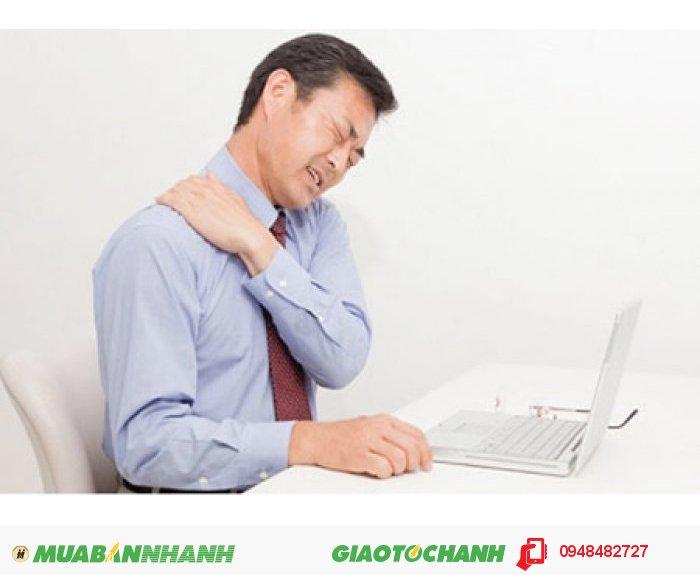 Sản phẩm rất tốt cho người hay nhức mỏi, tăng cường sự thư giãn, lưu thông khí huyết, sưởi ấm, tác động vào các huyệt trên cơ thể., 2