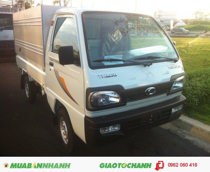 THACO Tây Ninh-Xe tải nhỏ, máy xăng, giá rẻ bất ngờ - TOWNER 750A, 750kg,