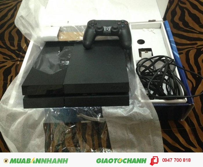 PS4 US 500GB Fullbox Giá rẻ