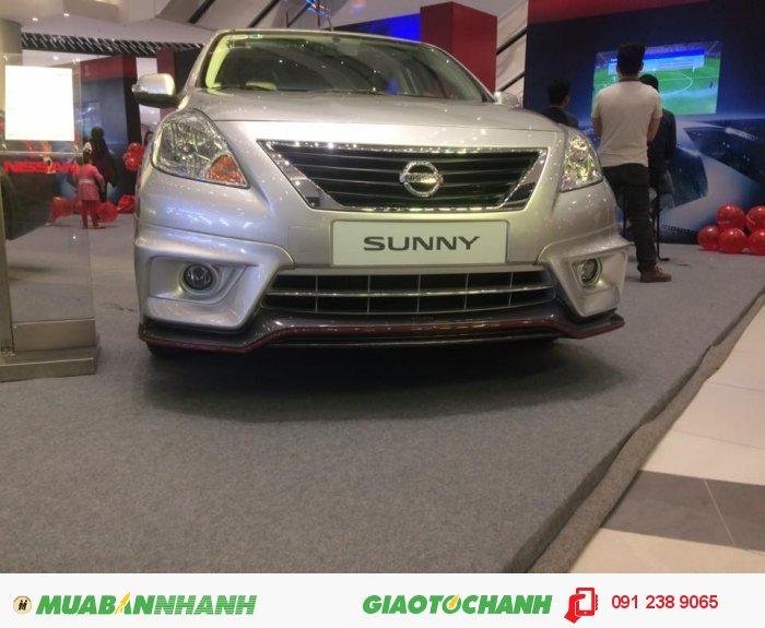 Nissan Sunny Nismo 2015 Full Option , phong cách thượng lưu