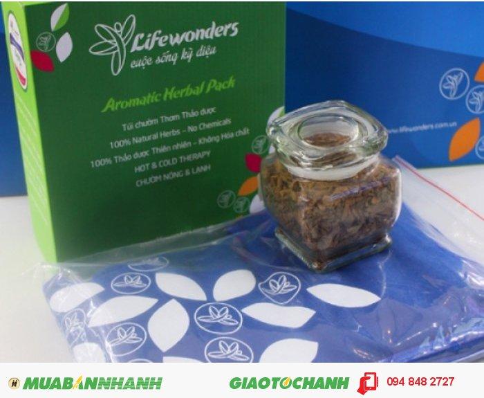 Túi chườm nóng là một trong số các sản phẩm được sử dụng rất nhiều của Lifewonders, với tác dụng đánh bay mệt mỏi xóa tan các cơn đau nhức., 1
