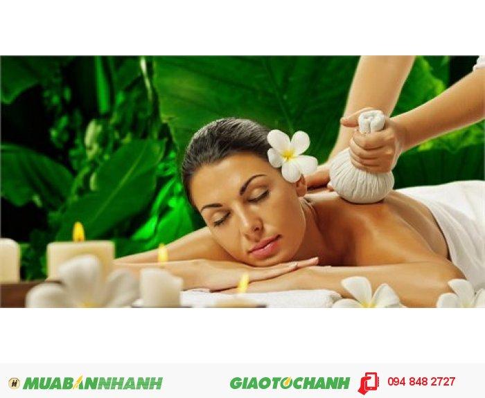 Đặc biệt, với nguyên liệu từ thảo dược thiên nhiên với mùi hương dễ chịu cho bạn cảm giác như đang được phục vụ tại các spa cao cấp., 3