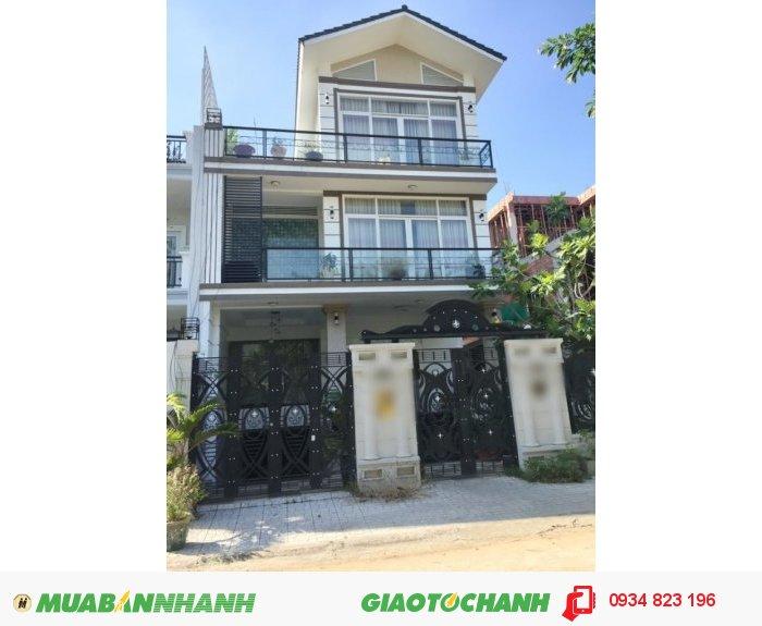 Bán gấp phố 2 lầu mặt tiền đường số 2, F. Tân Phong, Quận 7 ( KDC Ven sông).