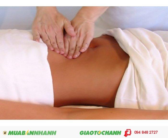 Ngoài ra túi chườm nóng giúp giảm các cơn đau nhức nơi vùng bụng rất hiệu quả., 3
