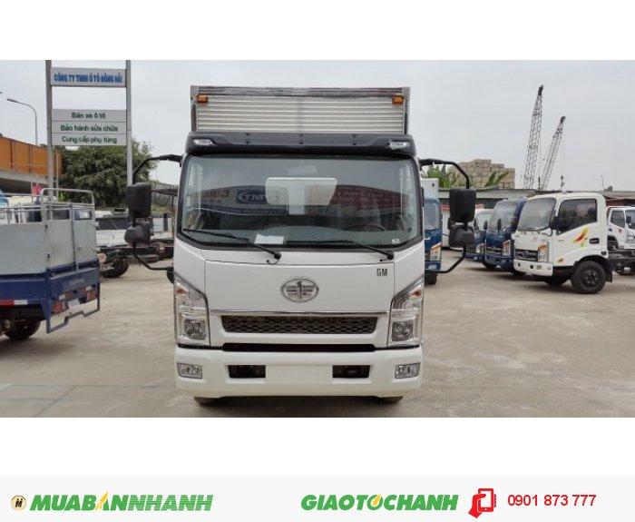 Xe tải thùng Faw 6 tấn, Giá bán xe tải Faw 6 tấn, Mua xe tải thùng Faw 6T trả góp 0