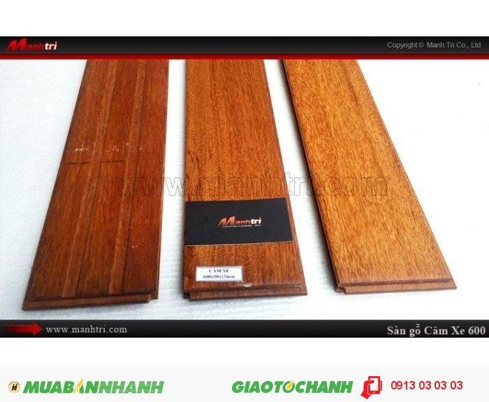 Sàn gỗ tự nhiên Giáng Hương ghép FJL: Kích thước:15 x 150 x 1820 mm; Ðộ dày:15 mm; àn gỗ Giáng Hương solid được sử lý tẩm và sấy theo công nghệ hiện đại của Nhật Bản, độ ẩm đạt 10- 12%, khắc phục tối đa hiện tượng cong vênh co ngót. Mặt sản phẩm được sơn phủ bởi sơn PU hay UV tạo bề mặt sáng đẹp tự nhiên, bền màu và chống trầy xước, chịu được sự va đập mạnh. Giá: 800.000VND, 3