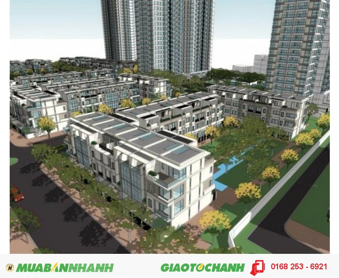 Bán căn hộ liền kề Green Bay Vilage với 2,5 tỷ