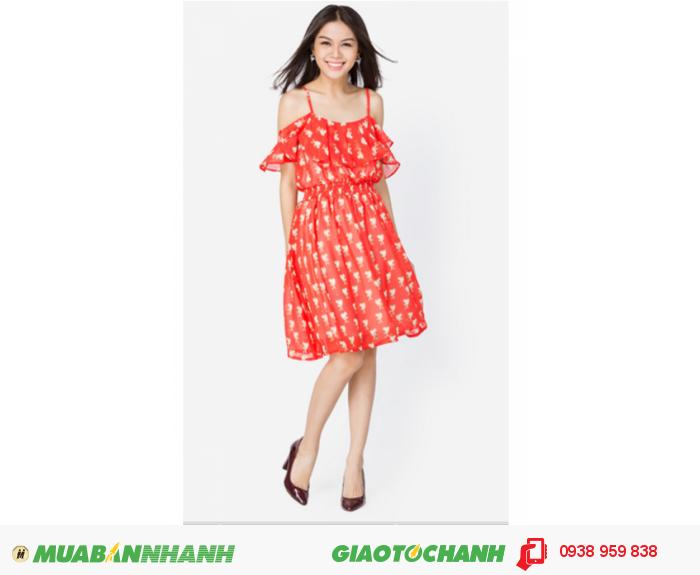 Với thiết kế chủ đạo là đầm dây thoải mái, mát mẻ, Anna Collection xin giới thiệu đến bạn những mẫu đầm dạo phố mùa hè vô cùng đáng yêu!, 1