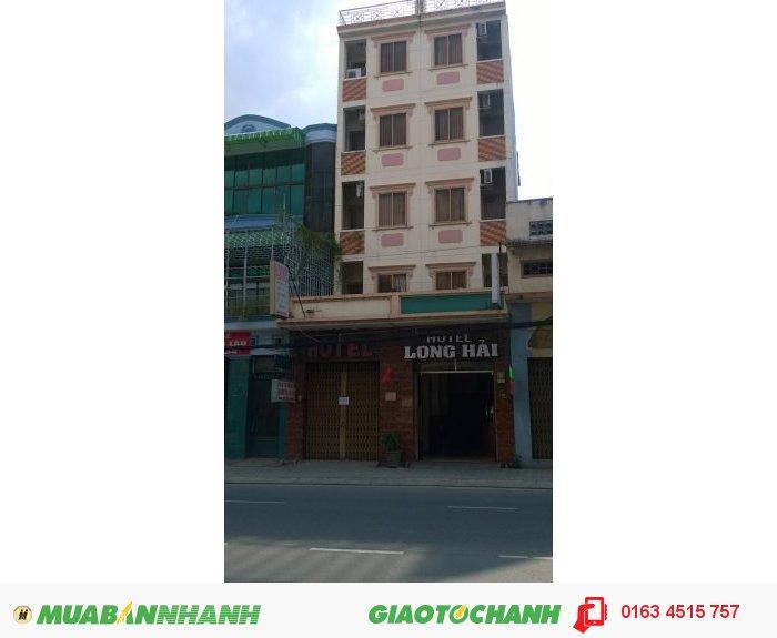 Nhà bán MT Phan Văn Trị, P.10, Gò Vấp DT 4,2x18m, giá hời (6,6 tỷ)