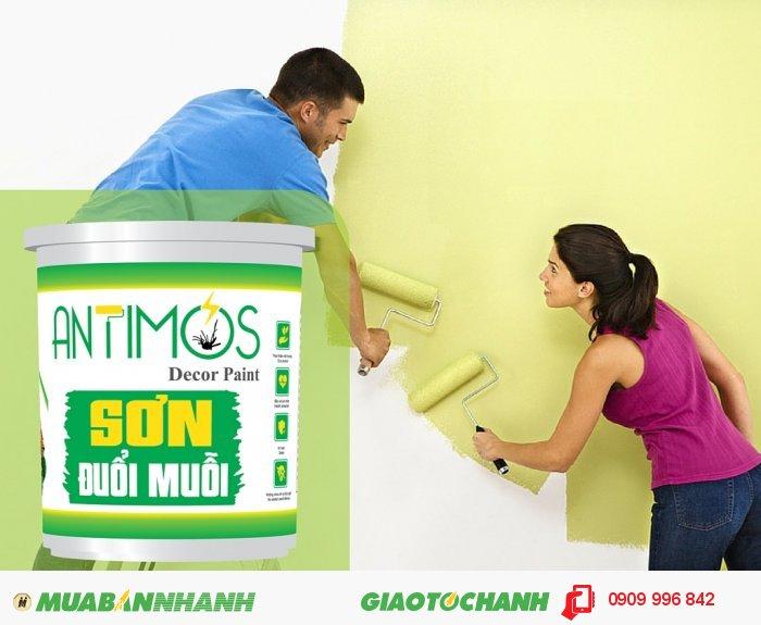 Antimos là sản phẩm lần đầu tiên xuất hiện tại Việt Nam với một công thức hoàn chỉnh được bao bọc trong các viên nang siêu nhỏ Microencaosuate, các hợp chất trong đó sẽ được giải phóng từ từ trong suốt quá trình sử dụng., 4