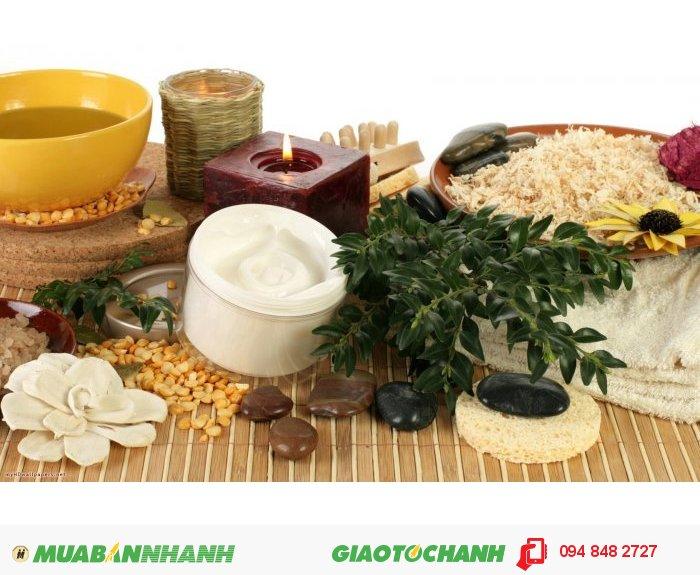 Mùi hương từ 10 loại thảo dược thiên nhiên sẽ đem đến cho bạn cảm giác thư thái và vô cùng dễ chịu., 3
