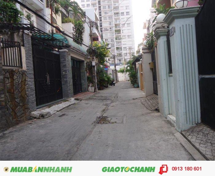 Bán gấp nhà HXH Đường Nguyễn Hồng Đào, DT: 4x25, giá : 4.5 tỷ